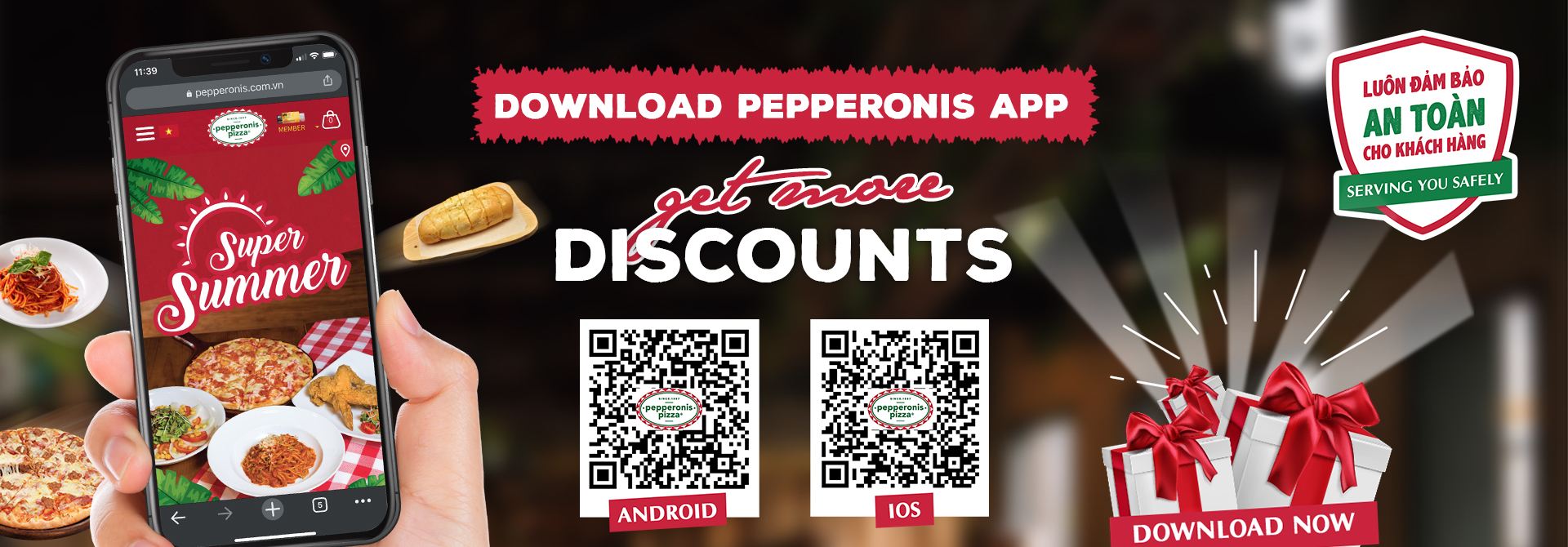 App Pepperonis