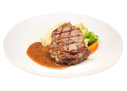 IMPORTED STEAK