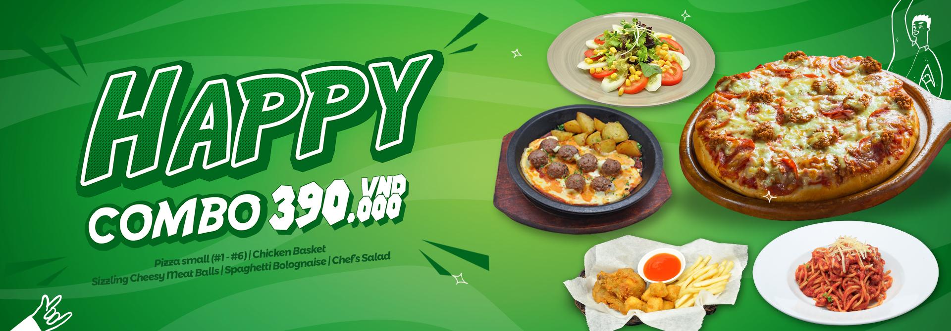 HAPPY COMBO 390K