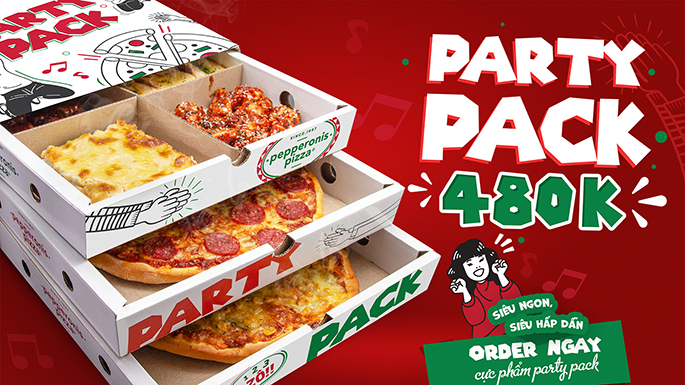PARTY PACK 480K